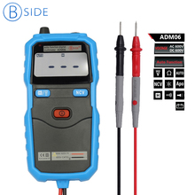 Bside ADM06 Auto Range Digital Multimeters AC DC Voltmeter Testers Instrumentation measure Voltage and Ohm automatically