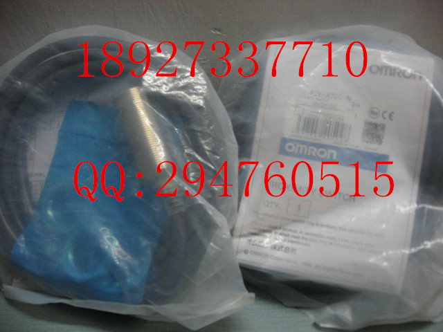 [ZOB] New original OMRON Omron proximity switch E2E-X7D2-N 2M e2ec c1r5d1 e2ec c3d1 new and original omron proximity sensor proximity switch 12 24vdc 2m