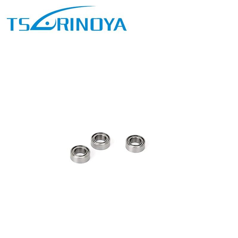 527da8f3253 TSURINOYA 2Pcs/Lot 4*7*2.5mm Stainless Steel Ball Bearing For SHIMANO DAIWA  Fishing Reel Handle Knob Small Fishing Tackle