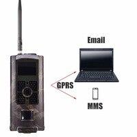 Hunting Camera HC700G 16MP Hunting Trail Camera 3G GPRS MMS SMTP SMS 1080P Night Vision 940nm