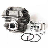 40MM Cylinder Piston Kit For Stihl 020 T MS200 MS200T MS 200 200T Chainsaw With Pin Ring Circlip