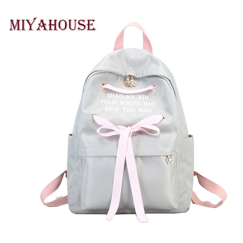 Women's Bags Luggage & Bags Pink Eiffel Tower Printing Backpack Women Casual Rucksack Canvas School Backpack For Teenage Girls Travel Bags Mochila Escolar Modern Techniques