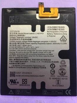 3500mAh L14D1P31 For Lenovo PB1-770N PB1-770M PHAB Plus Battery цена 2017