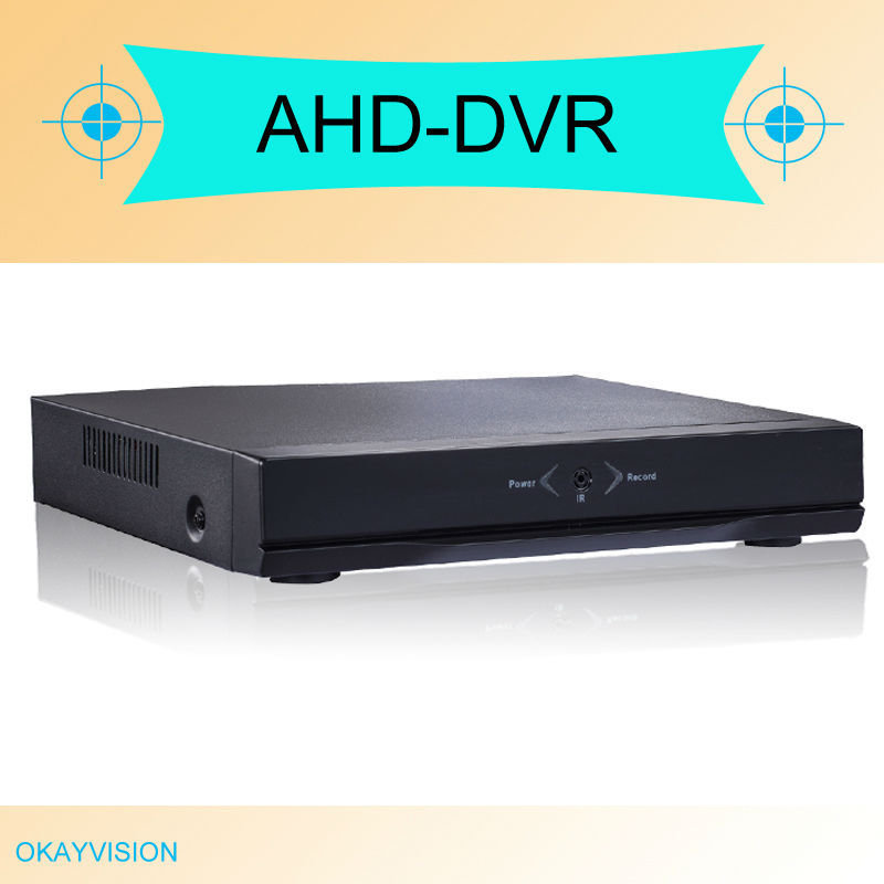 4ch FULL HD ahd dvr New Technology multi-mode input 1080P AHD and 1080p IP camera, P2P H.264 1080P AHD DVR for Mobile app XMEye 2017 09 for bmw icom a2 hdd 500gb newest software with expert mode ista d 4 06 ista p 3 62 multi languages windows7 64bit