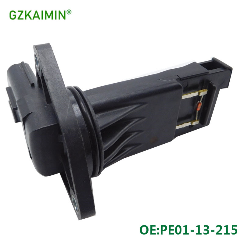 New  Air  Flow SENSOR MAF Sensor  PE0113215  PE01-13-215 E5T62271  For MAZDA 3 6 CX-5(China)