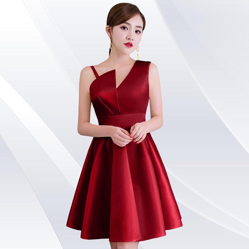 red Dresses dark Elegant Red Wedding Gray Short Retro Vestido Mini blue Qipao Lace white Dress black silver Slim Party Champagne Robe Fashion Womens S Summer New xxl Sg4IqWw