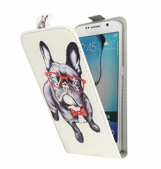 La última funda de teléfono móvil de alta calidad con estampado de mariposa volteada para Fly Cirrus 2 3 STRATUS 3 4 Nimbus 7