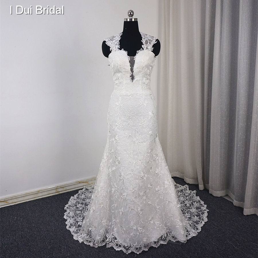 New Style Wedding Dress: Aliexpress.com : Buy Keyhole Back Wedding Dress Sheath