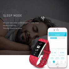 Wrist Watch for Android IOS iPhone Women Men Heart rate Monitor Smart Watch