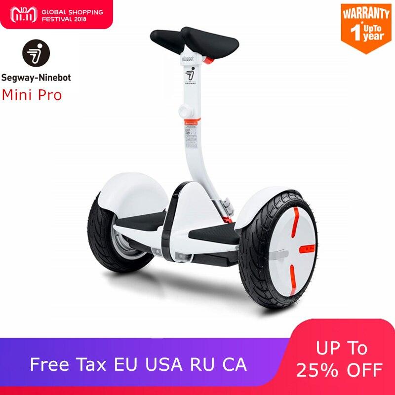 D'origine Ninebot Mini Pro smart deux roues auto balance scoote miniPRO électrique hoverboard planche à roulettes pour kart kit N3M320