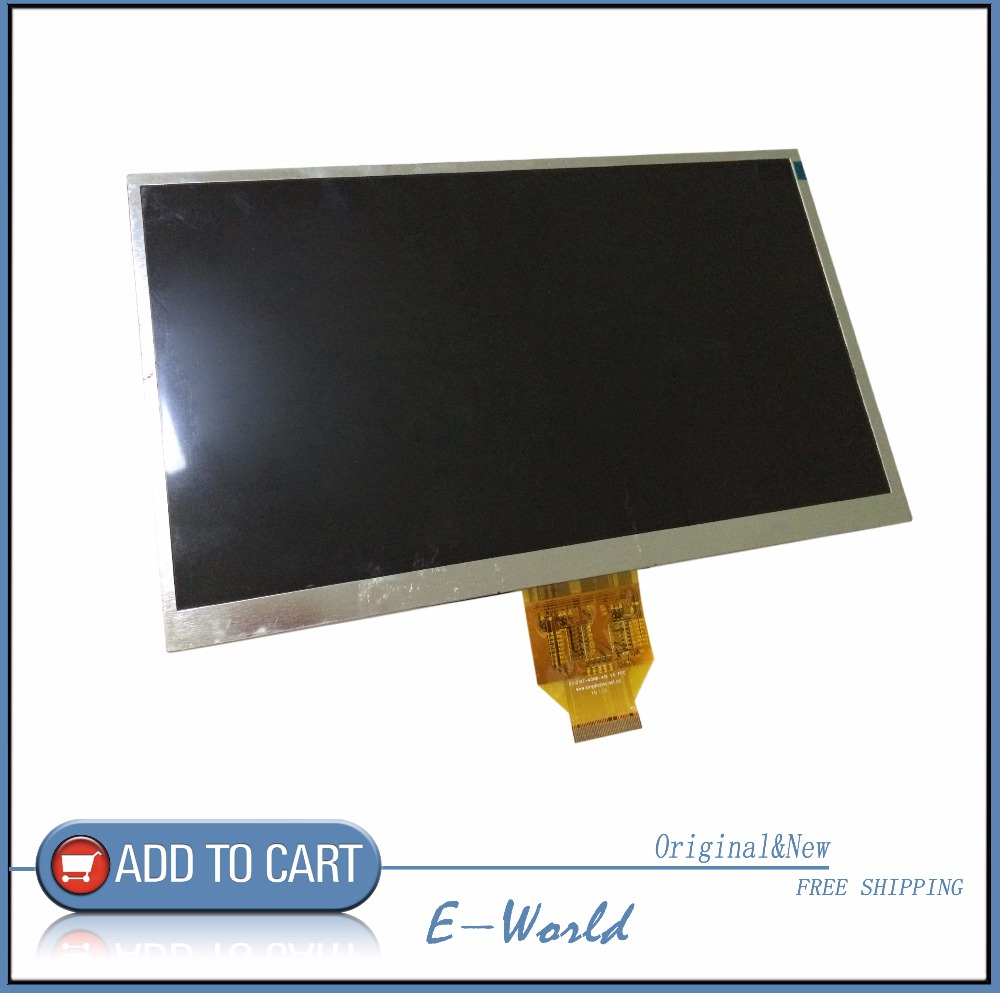 где купить  Original 10.1inch LCD screen KD101N7-40NB-A16 V0 KD101N7-40NB KD101N7 for tablet PC free shipping  дешево