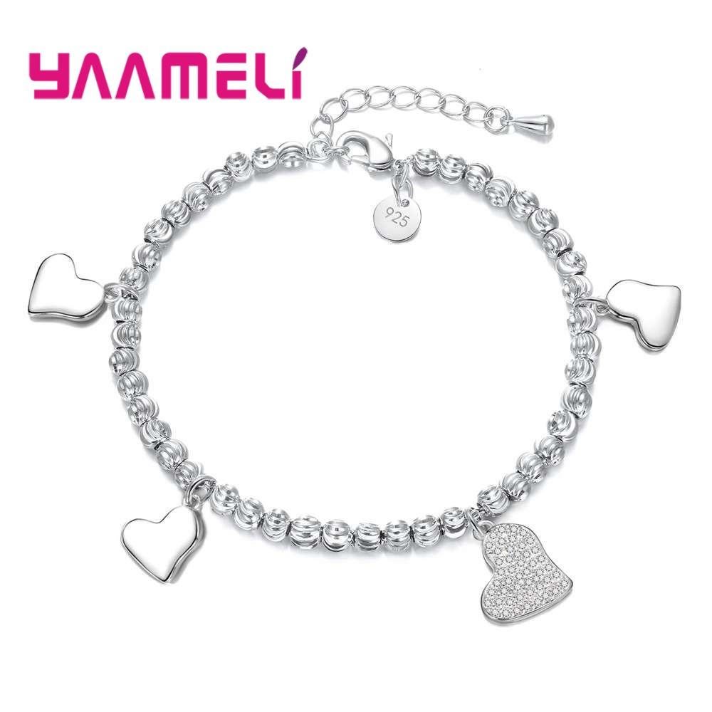 Bracelets Heart Pendant...