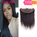 7A Peruvian Straight Lace Frontal Closure With Baby Hair 1 Bundle Ear To Ear Lace Frontal Closure Peruvian Frontal Lace Closure