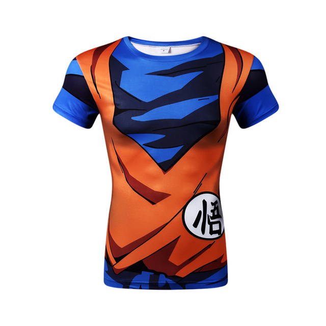vetement homme dragon ball z
