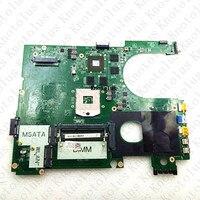 CN 072P0M для Dell Inspiron 17R 7720 Материнская плата для ноутбука DA0R09MB6H3 DDR3 Бесплатная доставка 100% Тесты OK