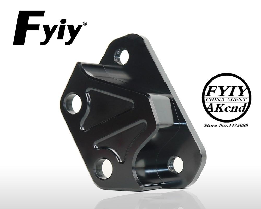 Image 3 - CNC aluminium alloy brake caliper bracket Motorcycle modifvation For Yamaha NVX155 Aerox 155 40mm brake caliper bracket-in Brake Shoe Sets from Automobiles & Motorcycles