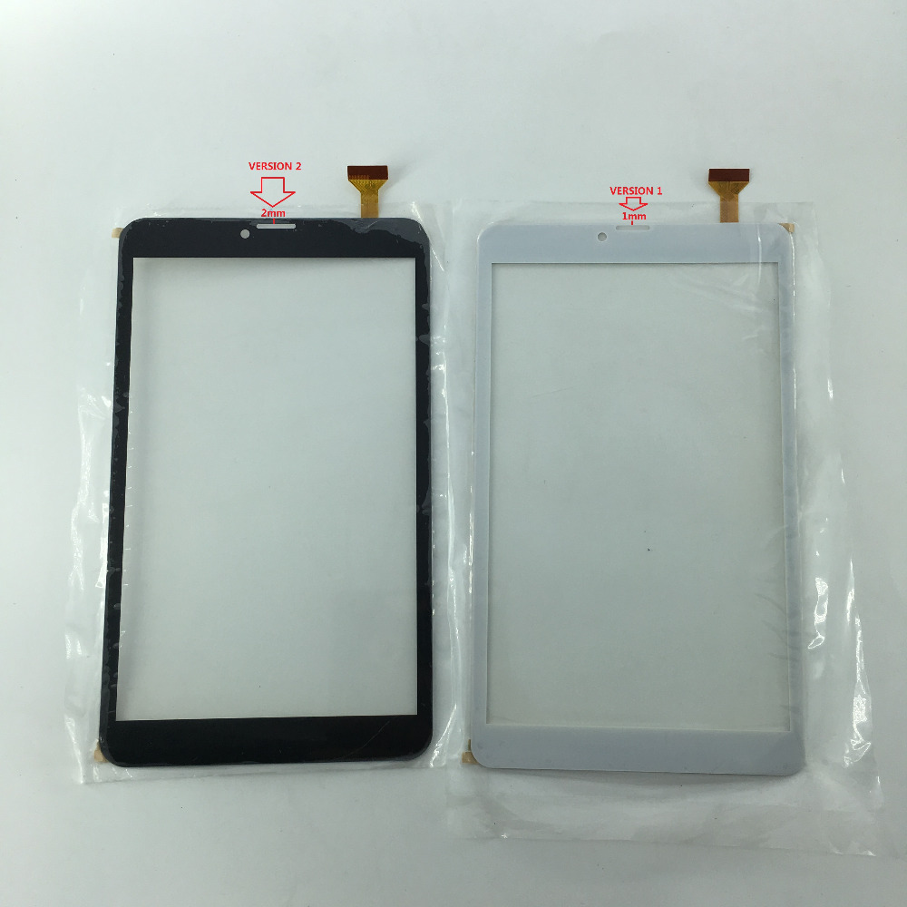 цена на 8 INCH TEXET TM-8044 8.0 3G Tablet PC capacitive Touch screen Digitizer glass External screen Sensor