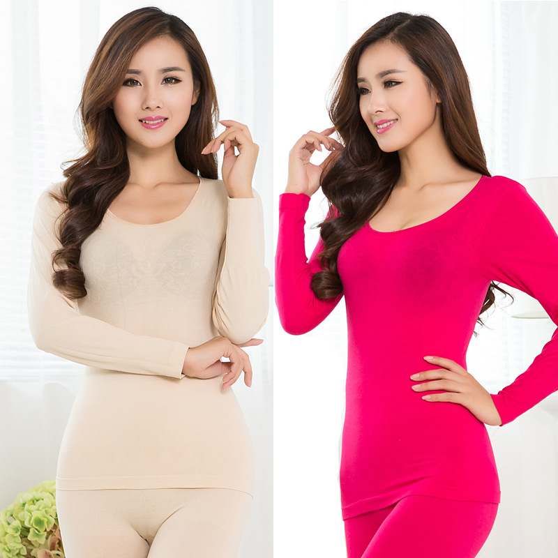 Thermal Underwear Women For Winter Long Johns Female Underwear Suit Thick Breathable Warm Clothing Termal Body Shape Quick-dry