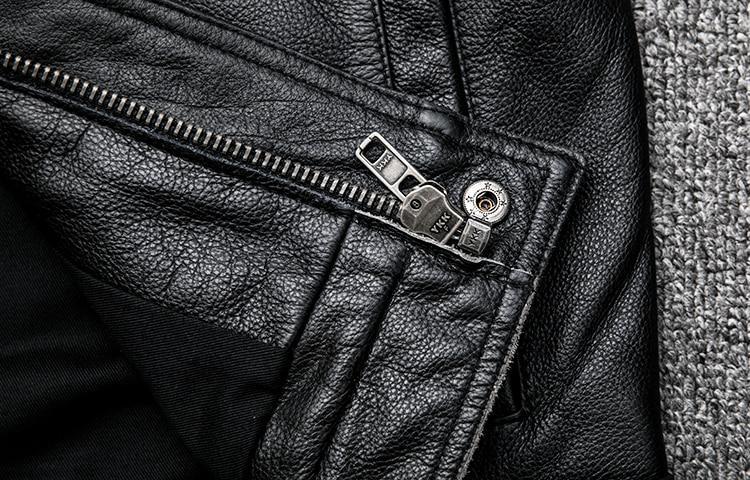 HTB1LZ6TXojrK1RkHFNRq6ySvpXaz MAPLESTEED Brand Vintage Leather Jacket Men 100% Cowhide Red Brown Black Natural Leather Jackets Men's Leather Coat Autumn M174