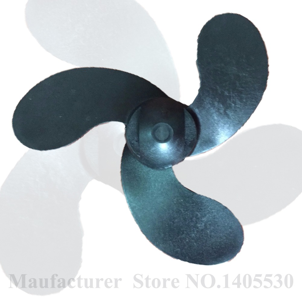US $24 44 |Plastic Propeller for Tohatsu 2 5HP 3 5HP / Mercury 3 3HP /  Johnson Evinrude 3 3HP outboard motor 309 64106 0 309641060M-in Marine