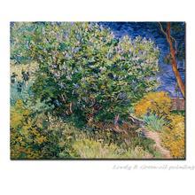 Tree Flower Vincent Van Gogh
