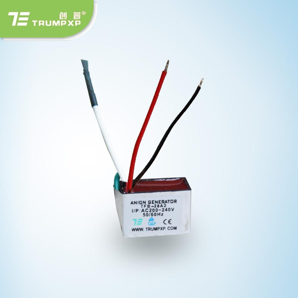 10 шт./лот TRUMPXP TFB-28 розничная продажа генератор отрицательных ионов ионизатор