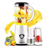 Household Multifunction Fully Automatic Electric Juicer Healthy Fruit Vegetables Instant Ice Crusher Dry Grinding Crush Blender
