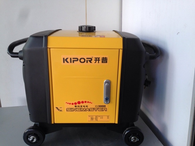 Shipping Inverter Generator IG3000 Kipor 2.6kVA 3.0kVA 220V/50Hz Silent gasoline generator Outdoor field wild blowing обогреватель aeroheat ig 3000