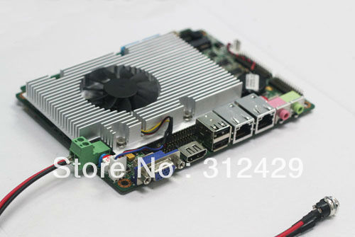 FOX ETECH HM67 chipsets firewall motherboard FOX ETECH Core i7 processor with 2 lan