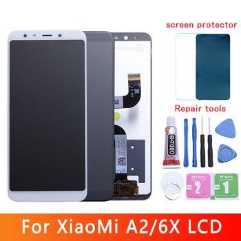 Display touch Screen per Xiaomi Mi A2 MIA2 - Xiaomi Mi 6X MI6X 1