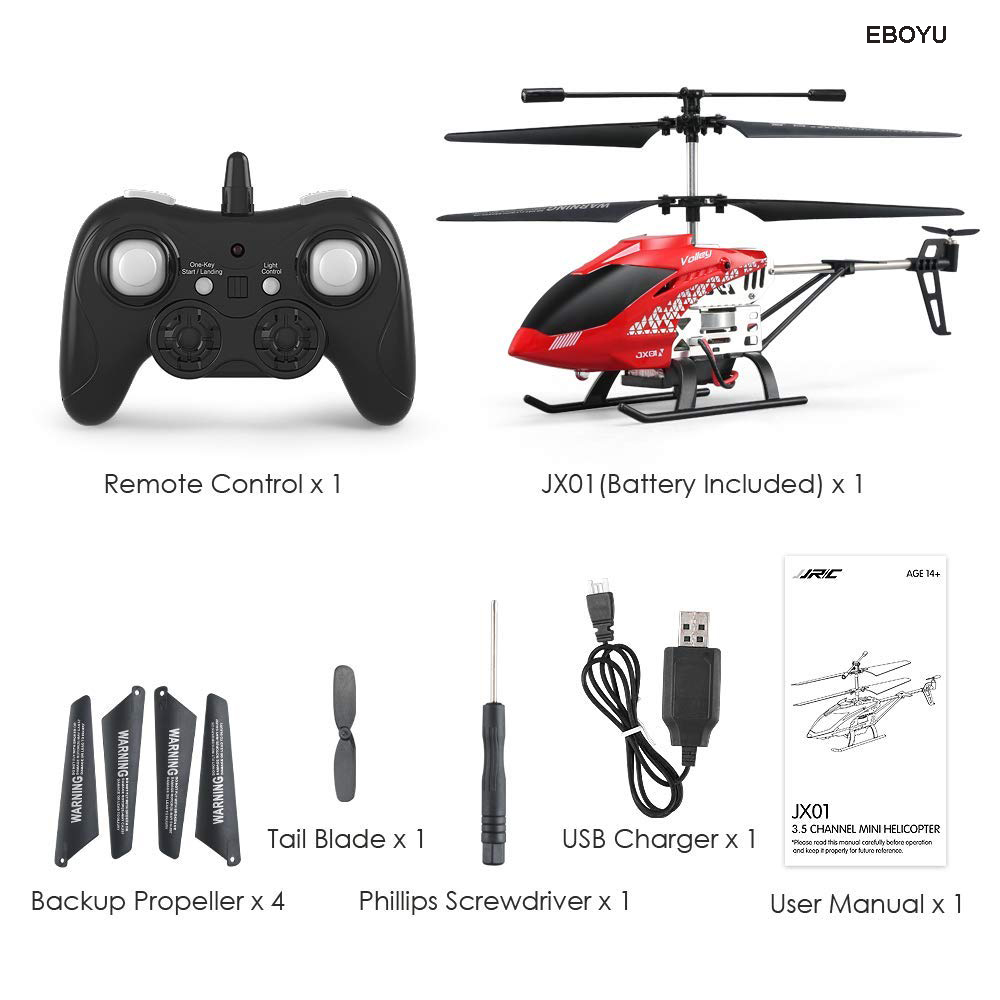 Hold Helicopter JJRC Attitude 13