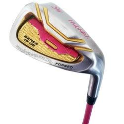 Neue Frauen Golf Clubs HONMA S-06 Golf irons set 5-91011 EINE S GRAND irons Clubs Set R300 Stahl golf welle Cooyute Freies verschiffen