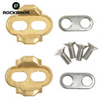 ROCKBROS Bike Premium Cleats Bike Self-locking Pedals Eggbeater Candy Smarty Acid Mallet Cycling Bike Bicycle Accessories Part