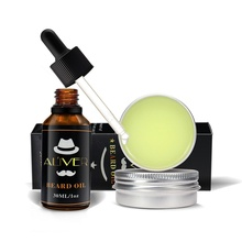 Hot Sell 30ml Men Beard Oil Wax StrengthensThickens Healthier Beard Growth While