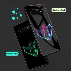 Image 5 - Ciciber Für Samsung Galaxy S10e S10 S9 S8 Plus S10 + S9 + S8 + Telefon Fällen für Samsung Note 9 8 gehärtetem Glas Abdeckung Spider Mann