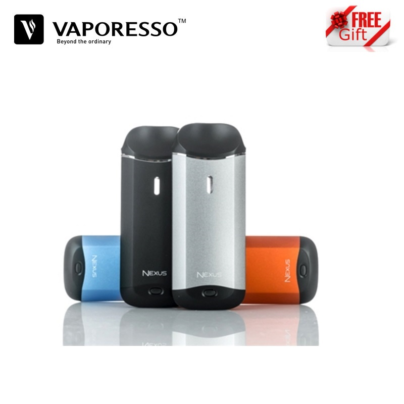 Vaporesso Nexus Electronic Cigarette Vaporizer 650mAh Starter Kit Vape 2ML Atomizers All-in-One Vape Pen e cigarette Vaper Mod