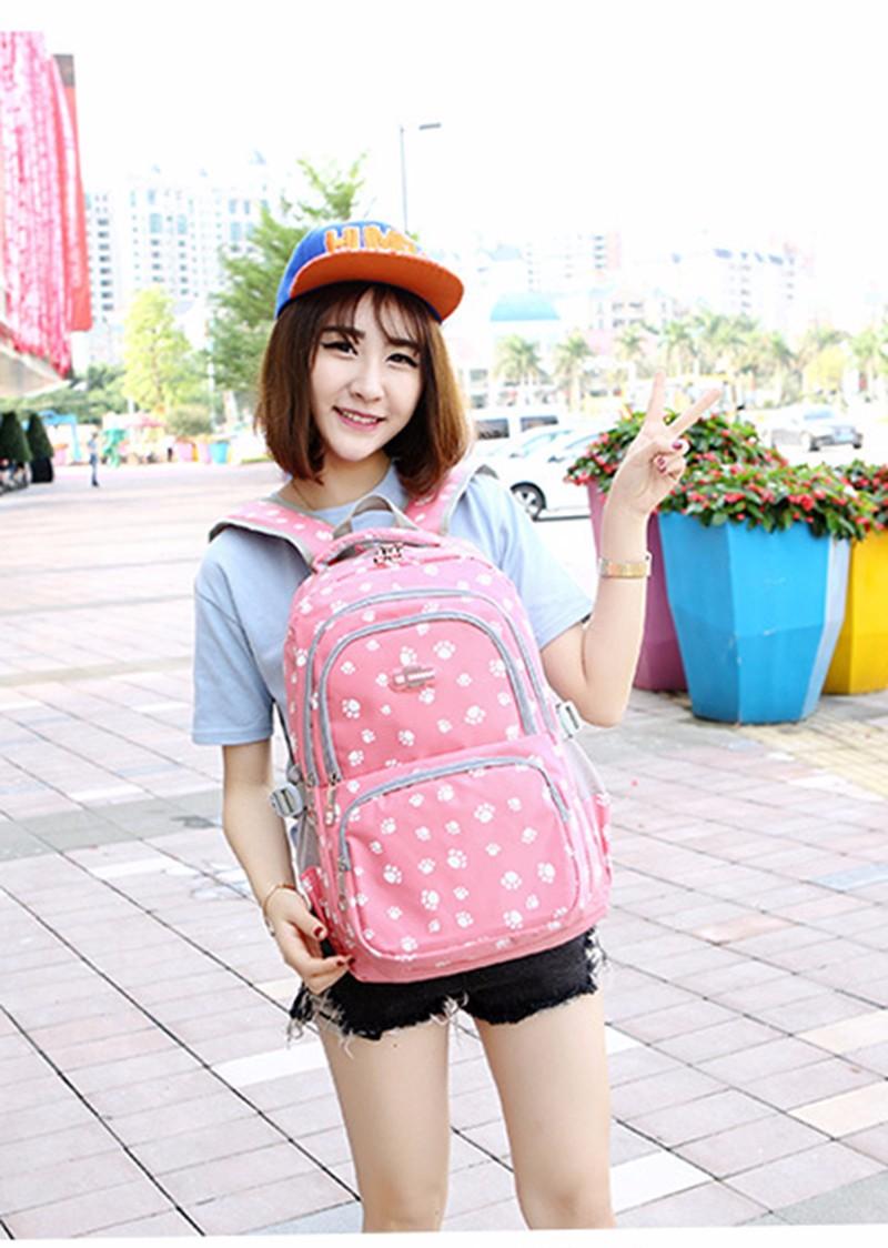 Fashion kids book bag breathable backpacks children school bags women leisure travel shoulder backpack mochila escolar infantil 3