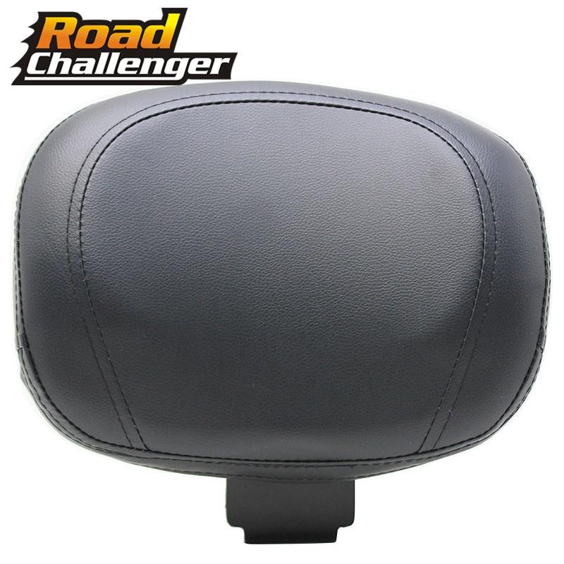 For Yamaha vstar XVS400 650 1998-2019 Motorcycle Leather Driver Rider Sissy Bar Seat Driver Backrest Back Rest