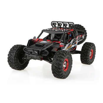 FY-07 Desert-7 RC Car 1/12 4WD 2.4G 70KM/h High Speed Remote Control Brushless Desert Rock Crawler Car Vehicle RC Toys Gifts - DISCOUNT ITEM  25% OFF All Category