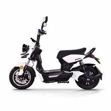 Hcgwork Sunra Knight 1 электрический мотоцикл Скутер мотоцикл Ebike 60v20ah 60 км батарея последняя максимальная скорость 50 км/ч известный бренд