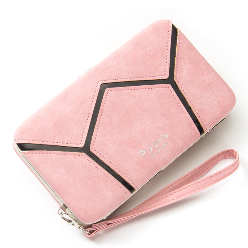 Baellerry Multifunction Long Women Fashion Wallets Female Purse Clutch Bag Credit Card  ID Card Holder Large Capacity1321 wallets men brand baellerry large capacity 16 card position credit card holder long zipper coin purse money bag purse cartera