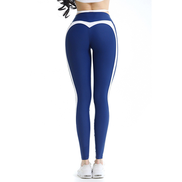 2b456c6eba Sport Trousers Sport Pants Women Elastic Printed Yoga Pants Yoga Leggings  Running Tights Sport Leggings Gym