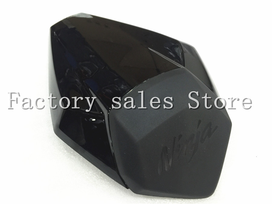 For Kawasaki Ninja ZX-10R ZX10R 2016 2017 2018 Black Rear Seat Cover Cowl,solo Racer Scooter Seat Motorbike Motorcycle 16 17