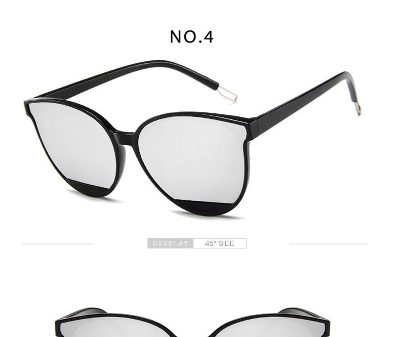 RBROVO Gafas de sol mujer vintage 14