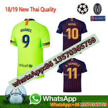 1e2aff194 Find Similar 26 2018 2019 FC Barcelona MESSI Soccer Jersey MEN third away  pink man Kids kits 18 19 SuArez DEMBELE COUTINHO f