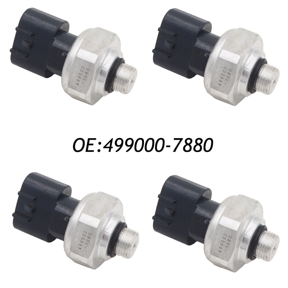 New 4pcs AC Oil Pressure Sensor For Toyota Camry Corolla Lexus RX350 Scion tC 499000-7880 plants as antimicrobial agents