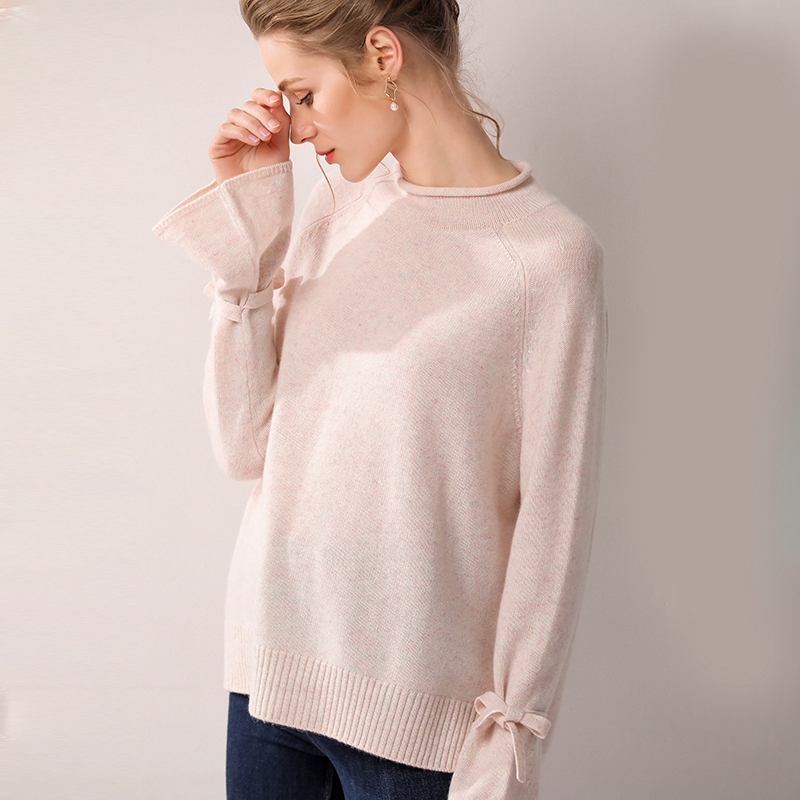 Новое поступление леди водолазка из чистого кашемира Вязание джемпер для женщин свитеры для 100% пашмины пуловеры высокого качества и мягкие