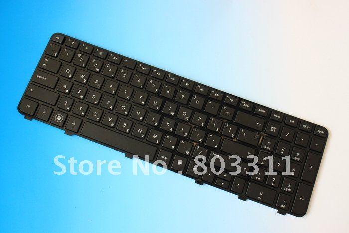 For HP Pavilion DV6-6000 DV6-6100 DV6-6200 RU Black keyboard, Free shipping