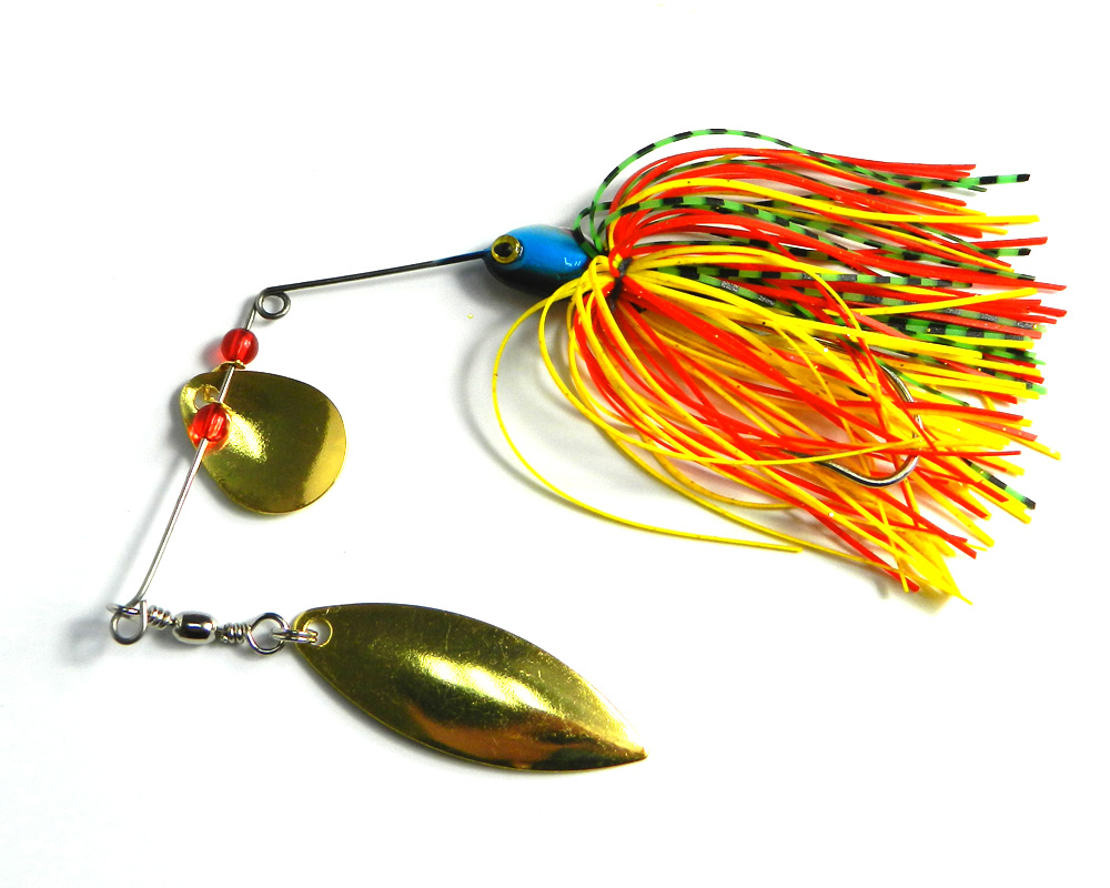 Spinnerbait fishing lure 1