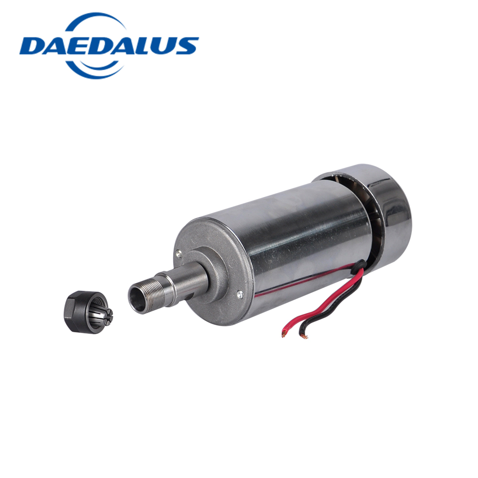 Air cooled spindle motor cnc 300W spindle ER11 Chuck for cnc milling machine and Engraving Machine